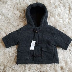 Children's Place Coat Size 0-3 MOS- New With Tags